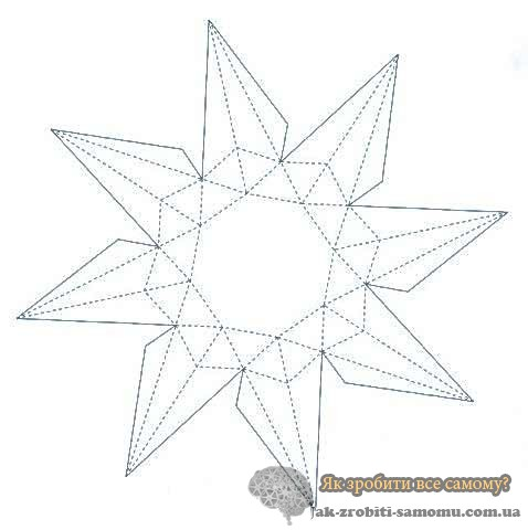 Як-зробити-алмаз-з-паперу-своїми-руками1