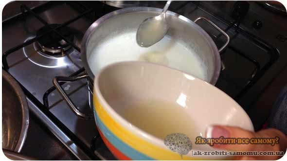 Як приготувати домашній адигейський сир