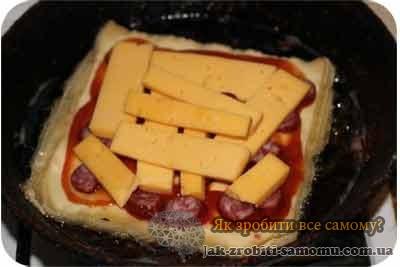 Як швидко зробити смачну піцу