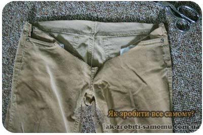 Як зробити штани для вагітних