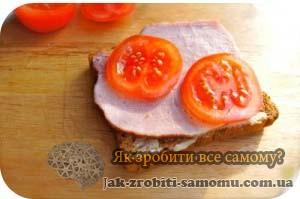Як зробити гарячі бутерброди