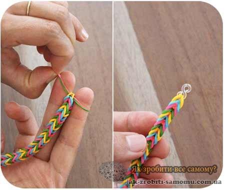 Як зробити браслет своїми руками