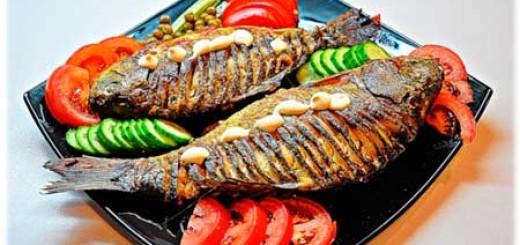 Як зробити рибу в духовці