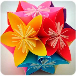 Оригами-Кусудама.-ФОТО.-1