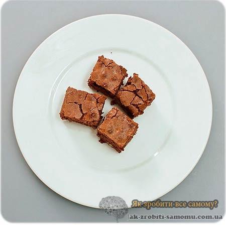 Як зробити шоколадний Брауні своїми руками