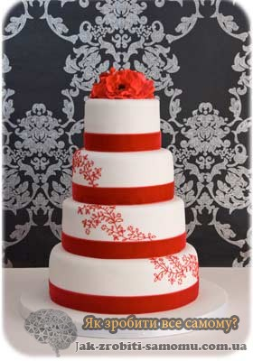 Як зробити 3-х ярусний торт?