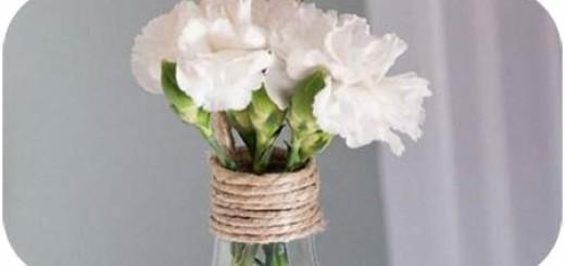 Як зробити вазочку?