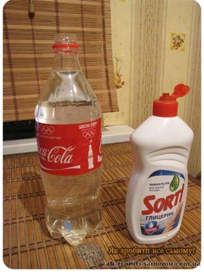 Як зробити незамерзайку в домашніх умовах