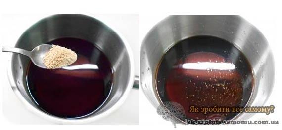 Як приготувати унагі-соус