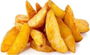 Як зробити картопля по-селянськи