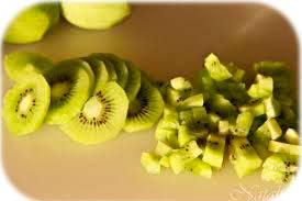 Варення з яблук і ківі