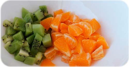 Ківо-мандаринове варення
