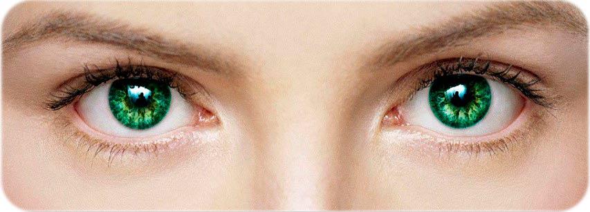 Як змінити колір очей в Photoshop?