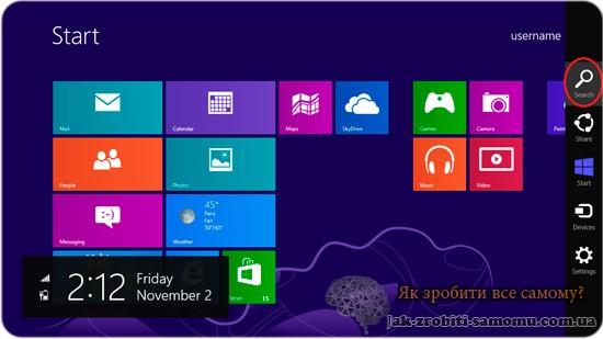 Як пропінгувати сайт в системі Windows 8?