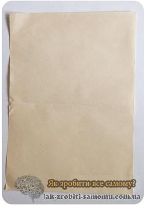 Як зістарити папір в домашніх умовах