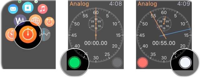 Як встановити таймер на Apple Watch