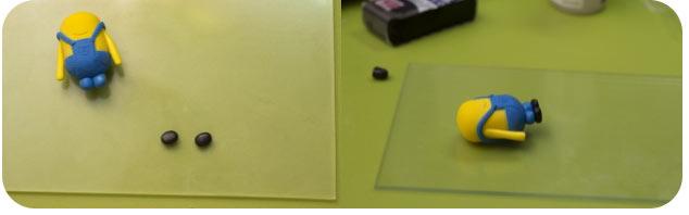 Як зробити міньйона з полімерної глини