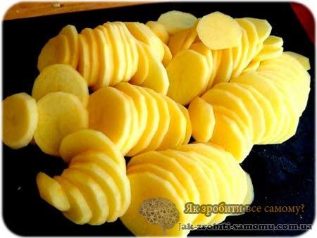 Як приготувати картоплю по-французьки