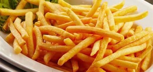 Як приготувати картоплю фрі?