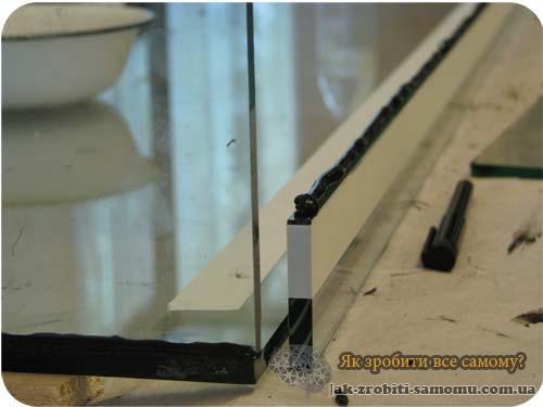 Як зробити акваріум в домашніх умовах