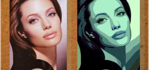 Як зробити поп-арт портрет