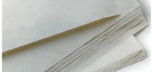 Як зробити рисовий папір