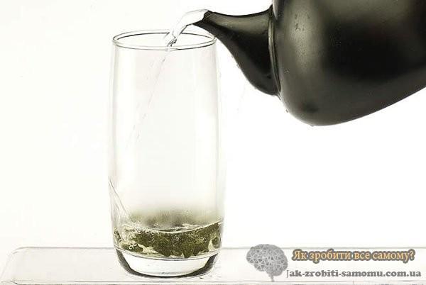 Як зробити укропную воду для дорослого