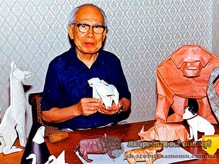 Де вперше з'явилося мистецтво орігамі