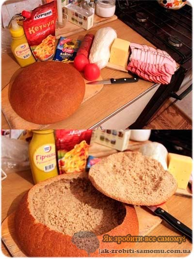 Як зробити швидку їжу