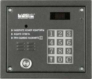 Як відкрити домофон Laskomex AО-3000