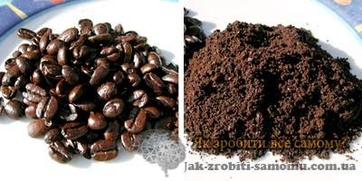 Як правильно молоти каву