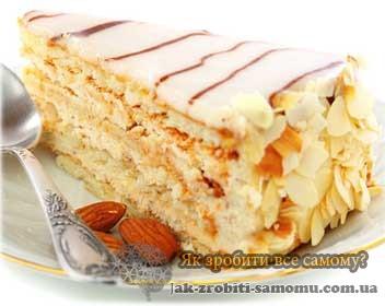 Як приготувати торт Естерхазі?