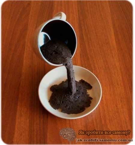 Як зробити чашку в польоті