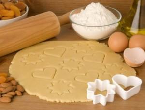 Як зробити новорічне печиво