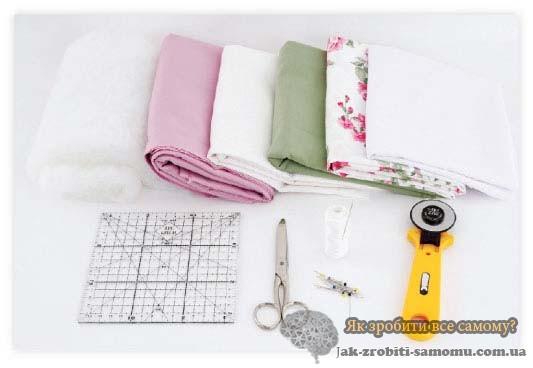 Як зробити ковдру своїми руками