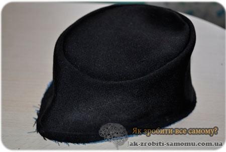 Як зробити піратську капелюх