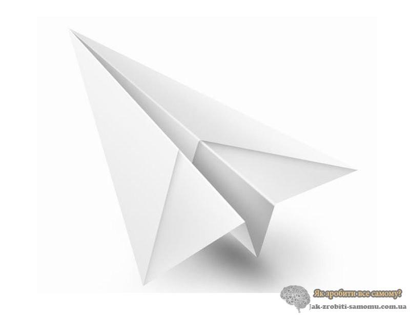 Как сделать самолет, который долго летает1