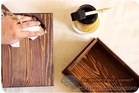 Як зробити скриньку своїми руками