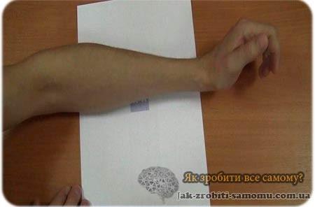 Як зробити татуювання вдома