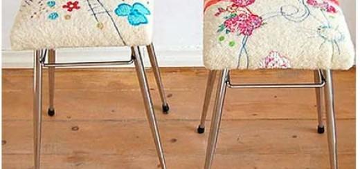 Як зробити чохол на стілець