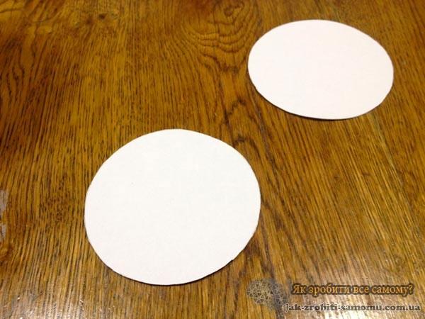 Як зробити циліндр з паперу