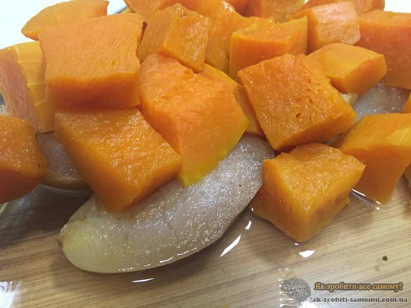 Як приготувати гарбуз у духовці?