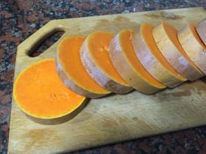 Как приготовить тыкву в духовке2-2