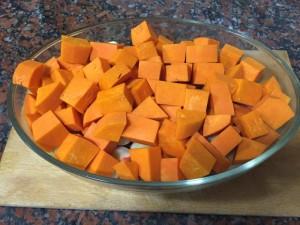 Как приготовить тыкву в духовке5-2