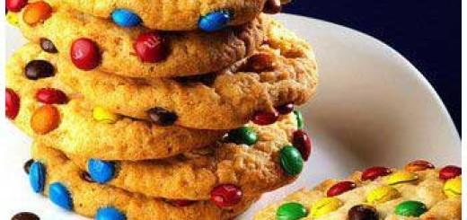Як зробити домашнє печиво