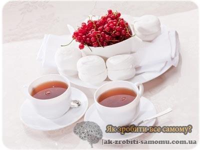 Як зробити домашній чай
