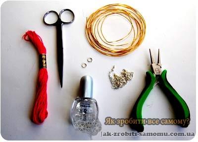 Як зробити намисто