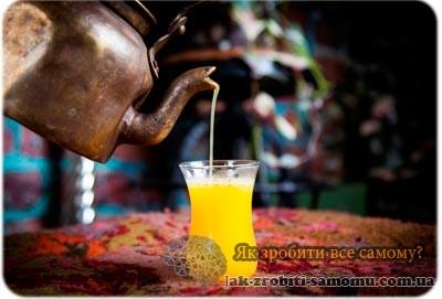 Чай «Транссибірський експрес».