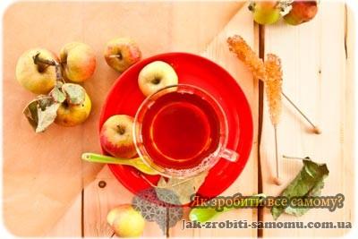 Яблучно-ванільний чай.