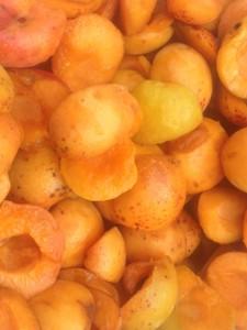 Домашня пастила з абрикосів.